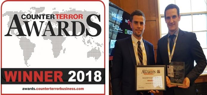 Counter Terror Awards News Header